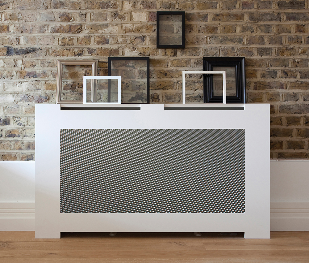 Expanded Metal Radiator Covers