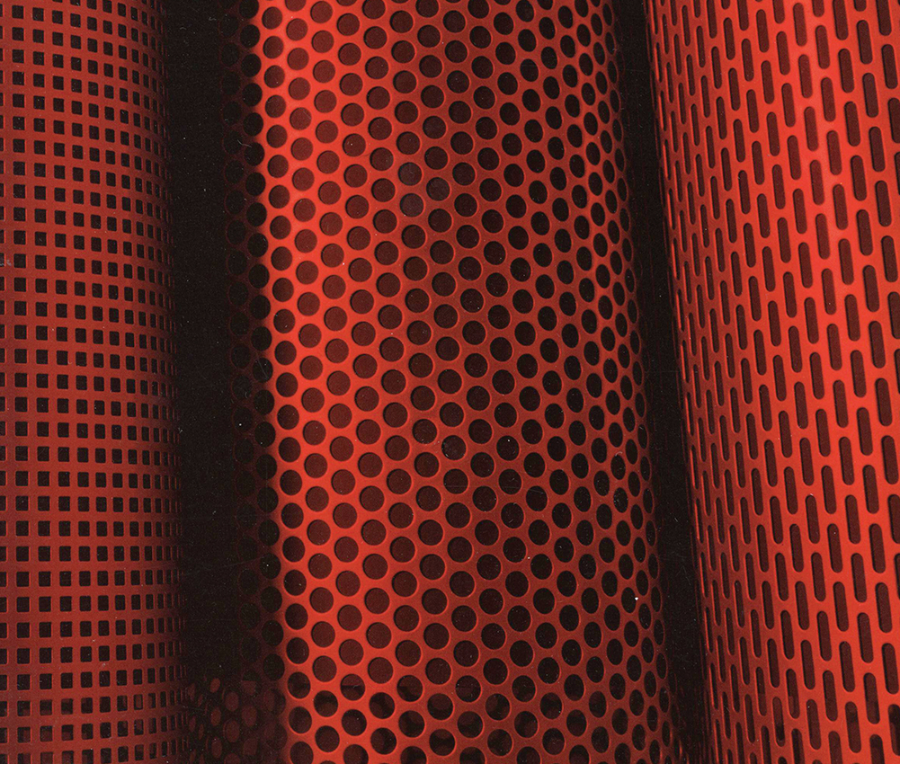 Perforated Metal Round, Slotted & Square Holes