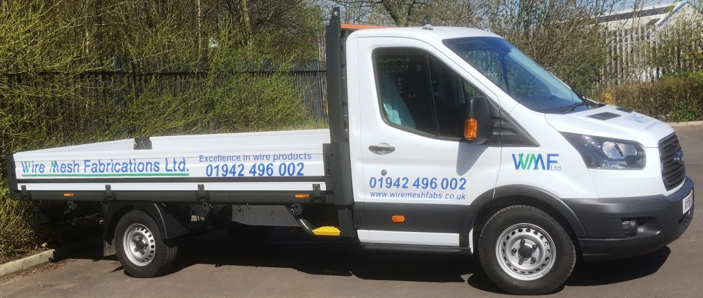 WMF Delivery Lorry