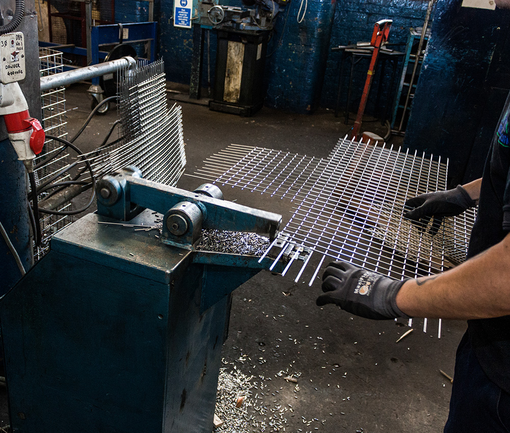 Welded Mesh: Made to Order