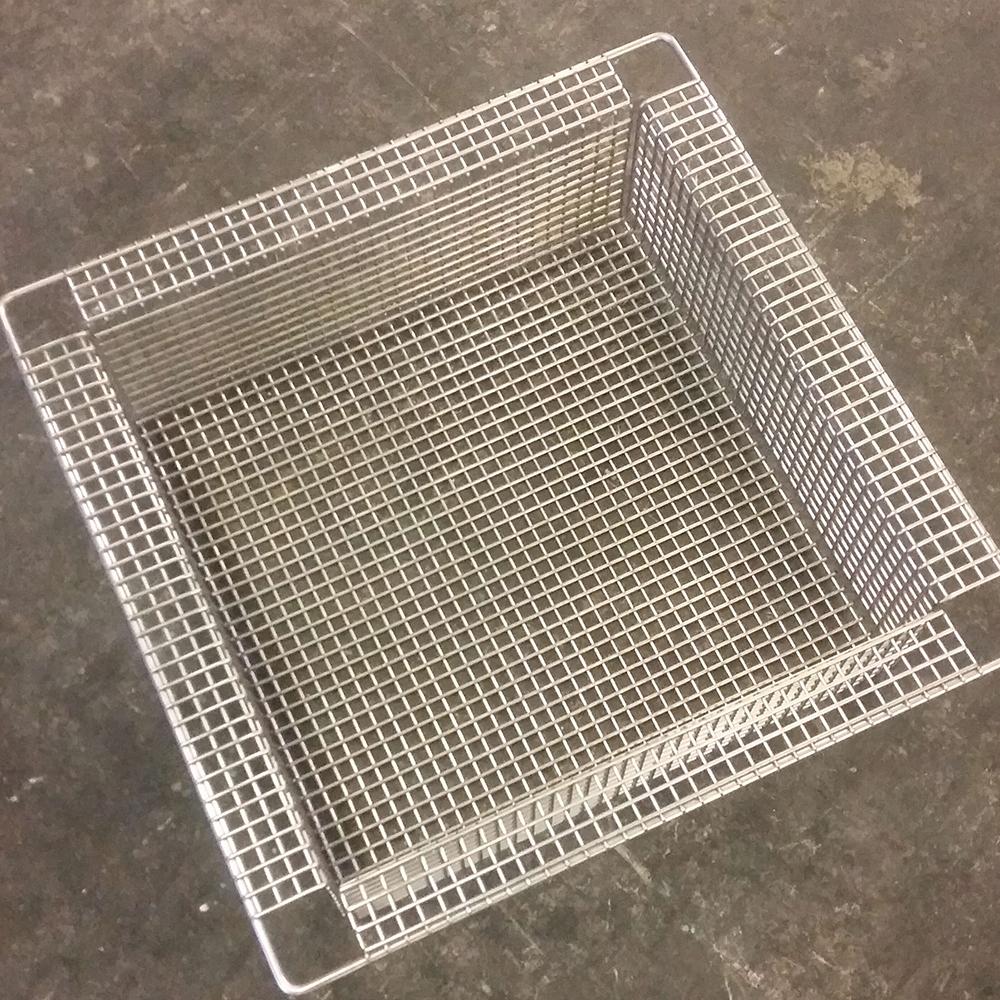 Wire Mesh Frying Basket