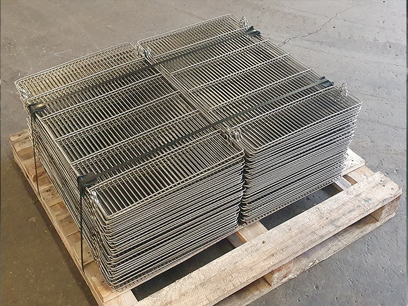 Wire Mesh Cooling Wires